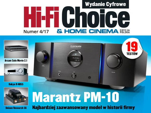 Hi-Fi Choice nr 25
