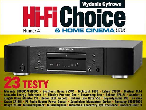 Hi-Fi Choice nr 4