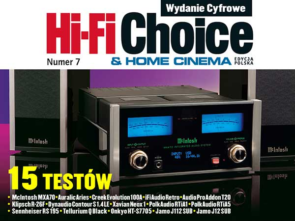 Hi-Fi Choice nr 7