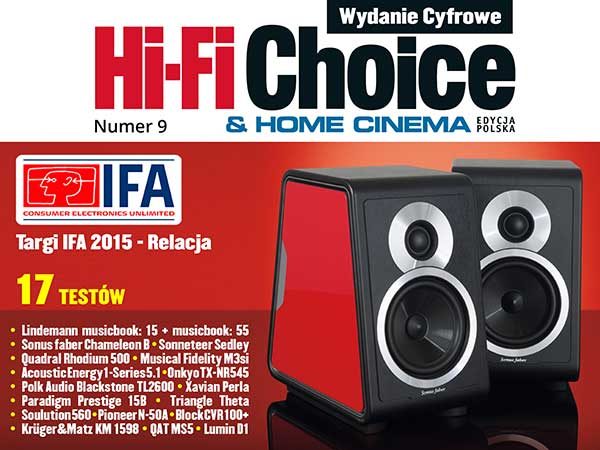 Hi-Fi Choice nr 9